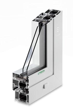Aluminium-Fenster AF 85