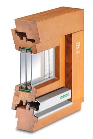 Holz-Fenster HF 82