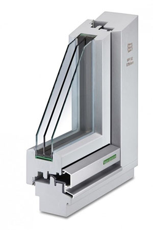 Holz-Fenster HF 82 Effizient