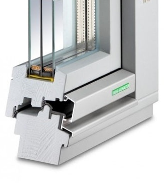 Holz-Fenster HF 90