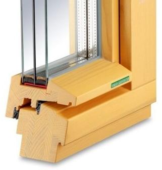 Holz-Denkmal-Fenster HDF 82 Antik Plus