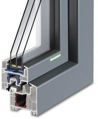 Kunststoff-Fenster KF 564